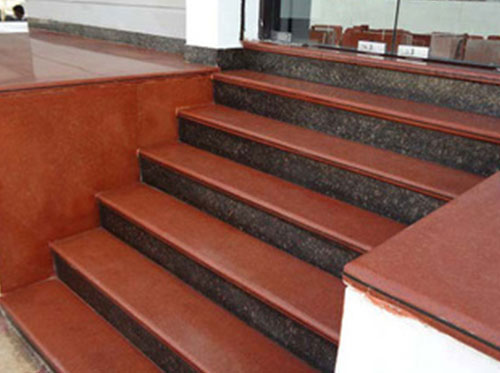 Steps & Risers Design Granite
